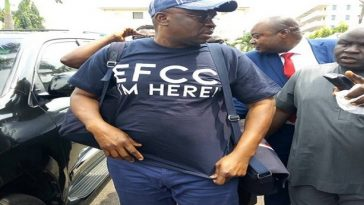"""""""Just Like Me, Surrender Yourselves To The EFCC"""" - Fayose Advices Amosun, Okorocha 2"""