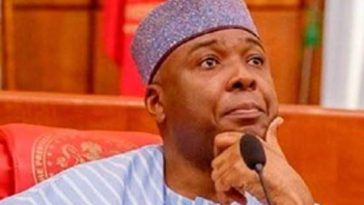 Saraki Loses International Appointment Over Failure To Meet Necessary Protocols 2