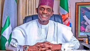 Governor Of Yobe Marries Predecessor's Daughter As His Third Wife After Swearing-In 12