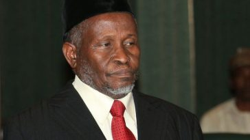 Court Dismisses Suit Against Acting CJN Tanko Mohammed Over Alleged Age Falsification 1
