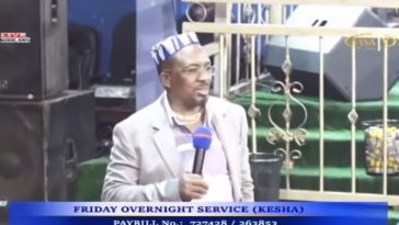 Pastor Rains Insults On His 'Stupid Bishops' & 'Arrogant Church Members' For Disrespecting His Wife [Video] 1