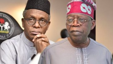 Peoples Confessed To Me That Tinubu Should Be Dealt With Over Lagos Godfatherism - El-Rufai 4