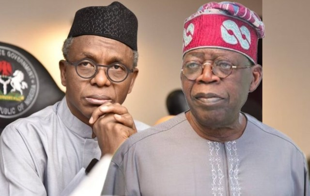 Peoples Confessed To Me That Tinubu Should Be Dealt With Over Lagos Godfatherism - El-Rufai 1