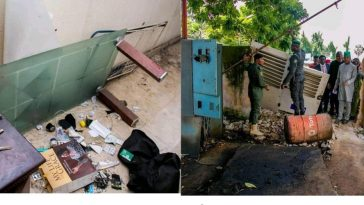 See How Bad Ex Gov. Rochas Okorocha Allegedly Left Imo State Government House [Photos] 11
