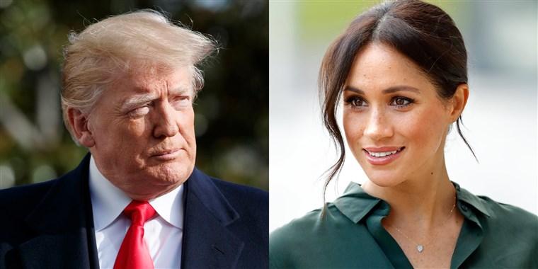 Donald Trump Calls Meghan Markle 'Nasty' Ahead Of UK Trip 1