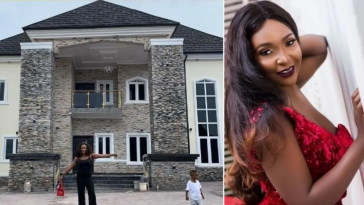 Disgraced 'Blessing Okoro' Apologizes To Nigerians, Reveals Why She Claimed Onye Eze's House 4