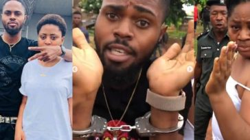 Regina Daniels Brother, Lawrence Handcuffed And Arrested Again By Police For The 4th Time [Video] 3