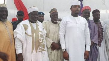 Christian Man, Stanley Uzochukwu Hosts 3,000 Muslims To Break Ramadan Fast In Niger State 1