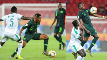 Nigeria Crashes Out Of U-20 World Cup After Losing 2-1 To Senegal [Watch Highlights] 1