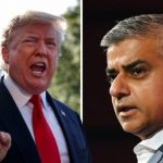 UK VISIT: Donald Trump Calls London Mayor A 'Stone Cold Loser' For Being 'Foolishly Nasty' To Him 8