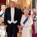 Queen Elizabeth Welcomes Donald Trump And Melania To Lavish State Banquet [Photos] 27