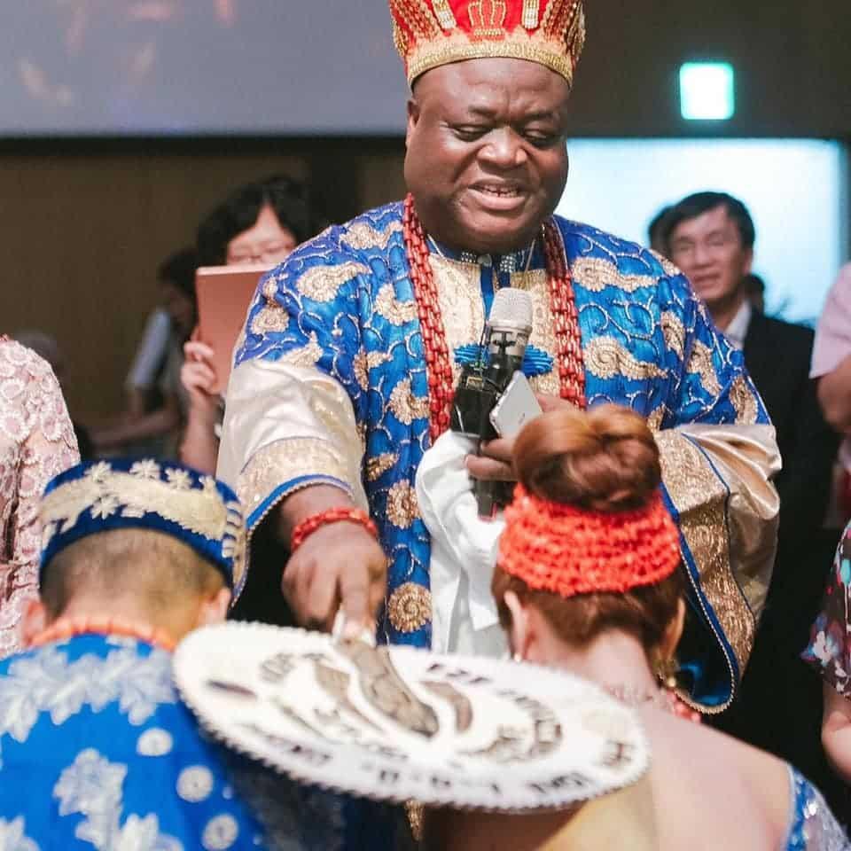 Nigerian Man And Taiwanese Girlfriend Holds Igbo Traditional Wedding Ceremony [Photos/Video] 8
