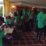 Drama As Nigeria's Flying Eagles Refuses To Leave Poland Hotel After Crashing Out Of U-20 World Cup 7