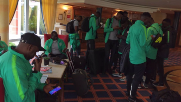 Drama As Nigeria's Flying Eagles Refuses To Leave Poland Hotel After Crashing Out Of U-20 World Cup 14