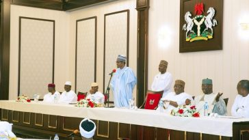 President Buhari Describes FCT Residents As 'Necessary Evil' Because They Voted For PDP 7