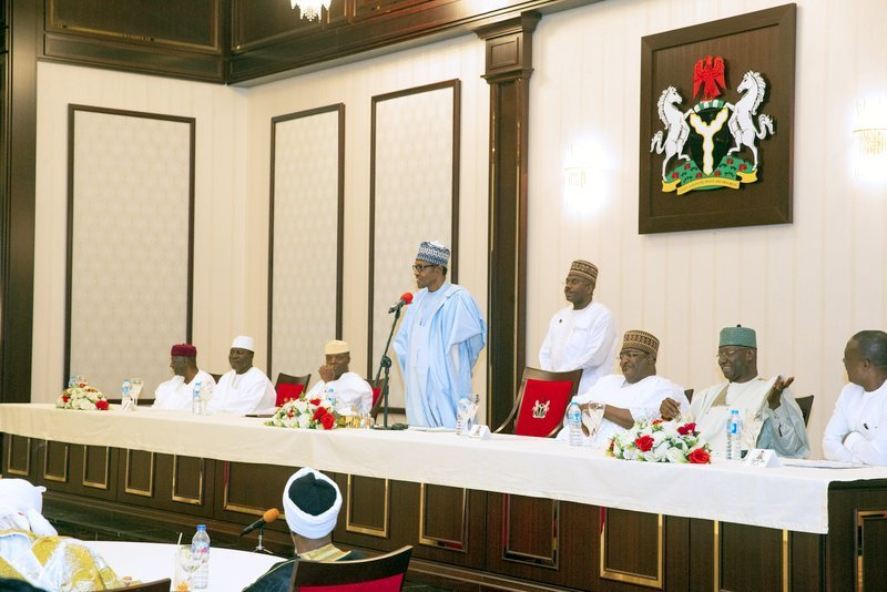 President Buhari Describes FCT Residents As 'Necessary Evil' Because They Voted For PDP 1