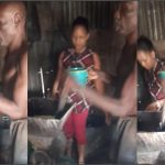 Nigerian Lady Shares Inspiring Story Of Blind Man Who Grinds Food Stuffs For A Living [Video] 11