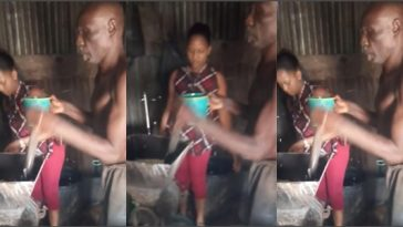 Nigerian Lady Shares Inspiring Story Of Blind Man Who Grinds Food Stuffs For A Living [Video] 15