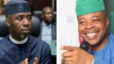 """""""Stop Chasing Shadows And Work, No One Is Interested In Your Excuses"""" - Nwosu Tells Ihedioha 5"""