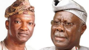 """Bode George Is A Shameless Party Leader With 2023 In Mind"" - Jimi Agbaje Blast PDP Chieftain 5"