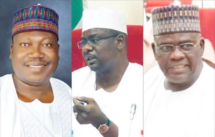 SENATE PRESIDENCY: Goje Withdraws, Backs Lawan Against Ndume After Meeting With Buhari 1