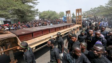 Report Shows 25,794 Nigerians Killed In Violent Crises During Buhari's First Term 1