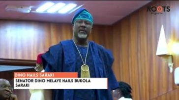 """""""Those Who Orchestrated Saraki's Removal, Now Call Him Their Mentor"""" - Dino Melaye [Video] 1"""