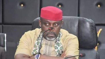 You Cannot Harass Our Officer And Be Rewarded With Certificate Of Return - INEC Tells Okorocha 6