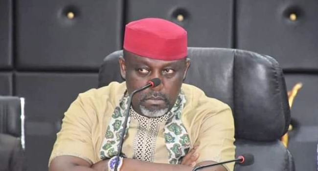 IMO: Okorocha Reacts After EFCC Sealed Nine Properties Linked To Him And His Family Members 1