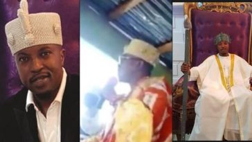 Imam Accuses Iwo King Of Trying To Sleep With His Wife, As King Vows To Beat Him Up [Video] 7