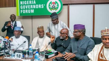 Governors Reveals Why They Disagreed On Creation Of State Police At Meeting With Buhari 9
