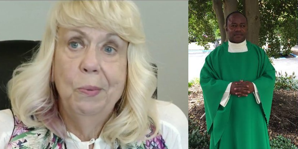 68 Year-Old American Woman Sues Nigerian Catholic Priest For Allegedly Raping Her [Photos] 1