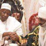 Governor Ganduje And Emir Sanusi Allegedly Reconcile After Dangote's Intervention 30