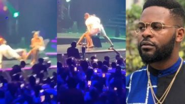 Falz Removes His Trouser To Rock A Lady Onstage During His Concert [Video] 10