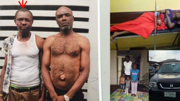 Woman And Her Child Rescued After Husband Tied Them Up For Money Rituals [Video] 12