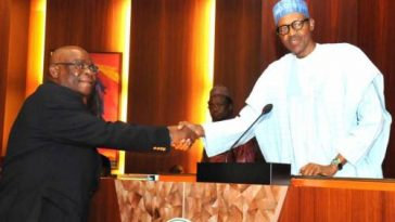 Buhari Accepts Onnoghen's Retirement, Gives Him N2.5 Billion In Retirement Package & More 3