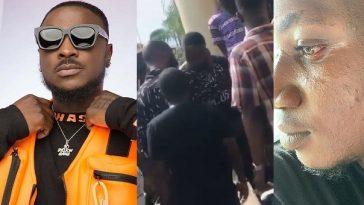 Perruzzi Beats Up A Nigerian Social Media Influencer Over An Old Tweet About Him 2
