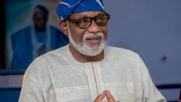 ONDO: Governor Akeredolu Includes His Son In Committee To Select Appointees 11