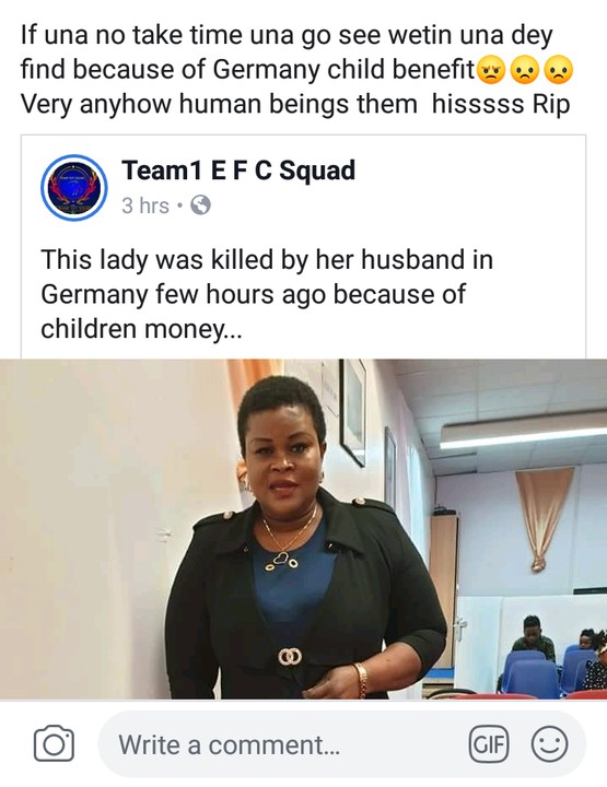 Nigerian Man Reportedly Kills His Wife Because Of Child Benefit Money In Germany [Video] 2