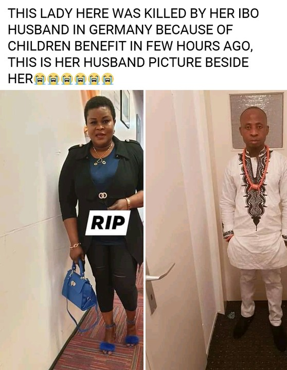 Nigerian Man Reportedly Kills His Wife Because Of Child Benefit Money In Germany [Video] 3