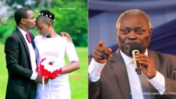 Deeper Life Church Speaks On Suspending Couple's Wedding For Eating From Same Plate 5