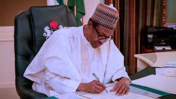 Corruption Fight: Buhari Signs New Bill To Prosecute Offenders Within Or Outside Nigeria 3