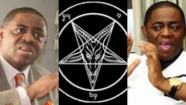 Ex-Nigerian Minister, Fani-Kayode Clashes With America-Based 'Church Of Satan' On Twitter 3