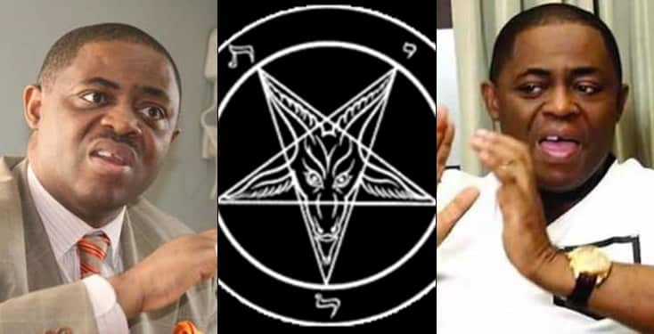 Ex-Nigerian Minister, Fani-Kayode Clashes With America-Based 'Church Of Satan' On Twitter 1