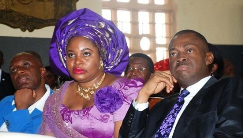 """I Ran Away From My Husband's House Because I Didn't Want Him To Kill Me"" - Enugu Ex-Gov's Wife 1"