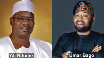 PDP Endorses Ali Ndume And Umar Bago For NASS Leadership Ahead Of Inauguration 7