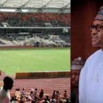 Breaking News: President Buhari Renames Abuja National Stadium After MKO Abiola 28