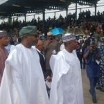 All Former Heads Of State, Including Goodluck, Obasanjo Absent At Inaugural June 12 Democracy Day 27