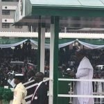 Read President Buhari's Inaugural Speech During Democracy Day Celebration In Abuja 29
