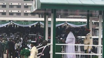 Read President Buhari's Inaugural Speech During Democracy Day Celebration In Abuja 3